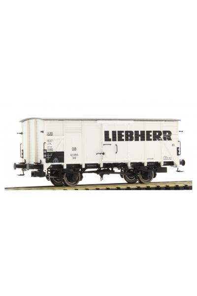 Brawa 49802 Вагон G10 Liebherr DB Epoche III 1/87