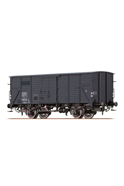 Brawa 67427 Вагон Lw SNCF Epoche III 1/160