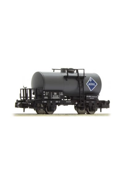 Brawa 67506 Вагон цистерна Esso DB Epoche III 1/160