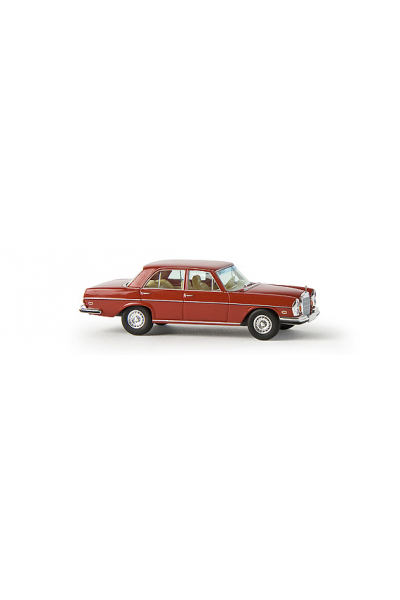 Brekina 13106 Автомобиль MB 280 SE W 108 4,5 US-version 1/87