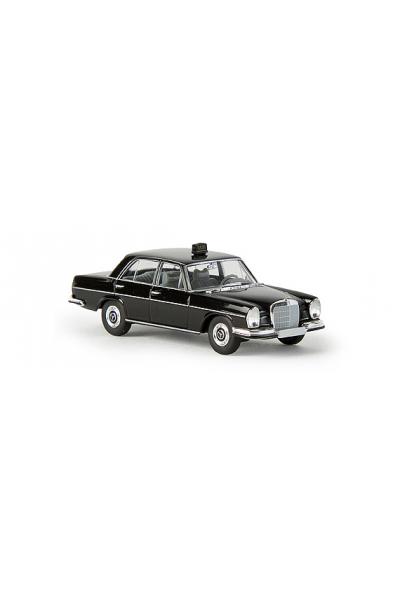 Brekina 13108 Автомобиль MB 280 SE W 108 Taxi 1/87