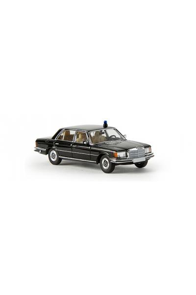 Brekina 13154 Автомобиль MB 450 SEL,W 116 1/87