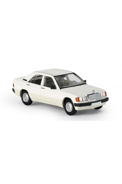 Brekina 13200 Автомобиль MB 190 E W201 1/87