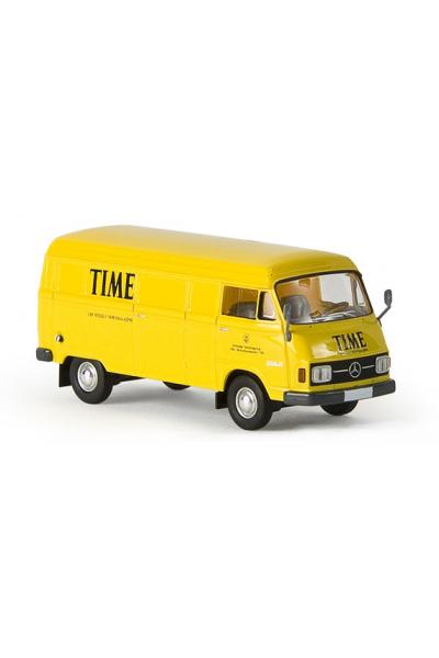 Brekina 13303 Автомобиль MB L 206 Kasten Time 1/87