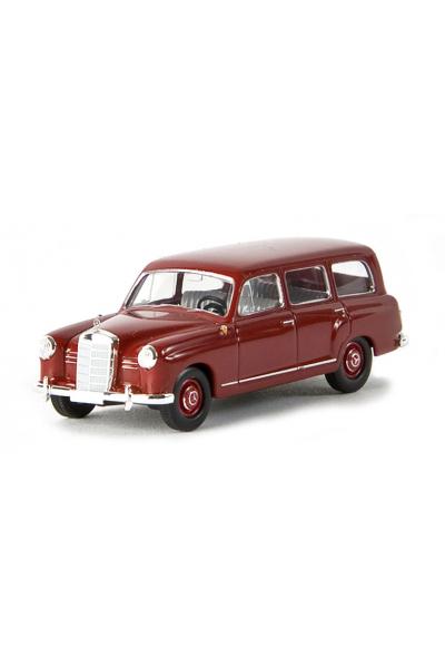 Brekina 13452 Автомобиль MB 180 Kombi W 120 1/87