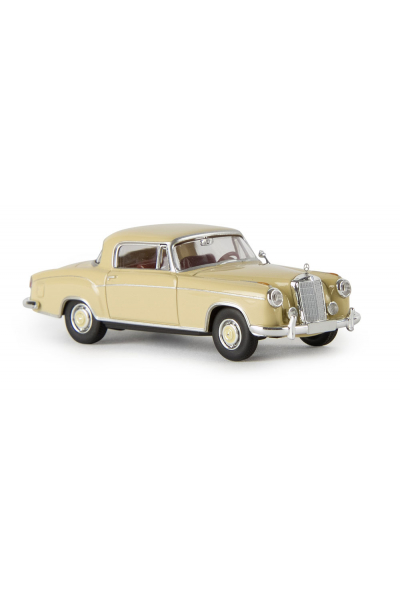 Brekina 13501 Автомобиль MB 220 S Coupe W 108 II 1/87