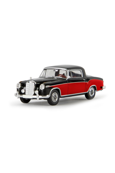 Brekina 13504 Автомобиль MB 220 S Coupe W 108 II 1/87