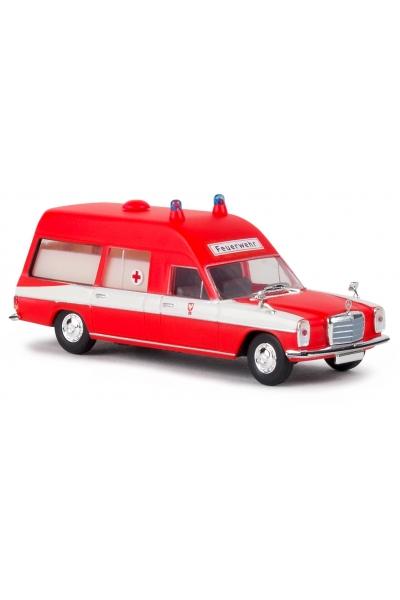 Brekina 13802 Автомобиль MB 8 Krankenwagen 1/87