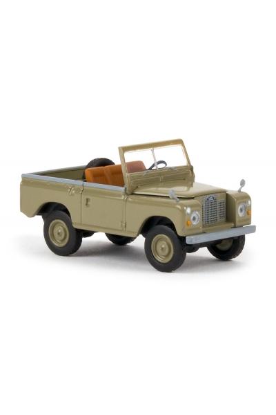 Brekina 13852 Автомобиль Land Rover 88 1/87