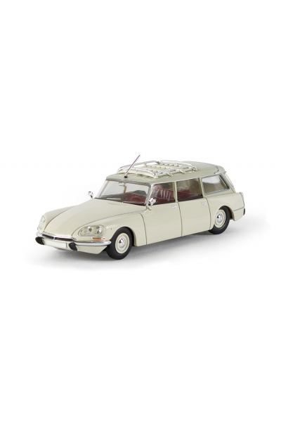 Brekina 14204 Автомобиль Citroen DS Break 1/87