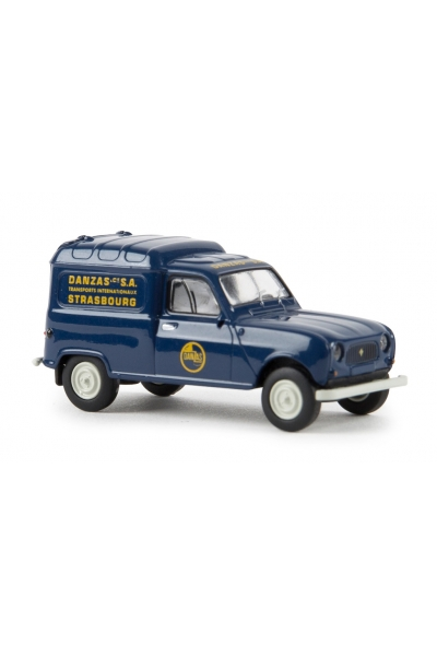 Brekina 14740 Автомобиль Renault R4 1/87