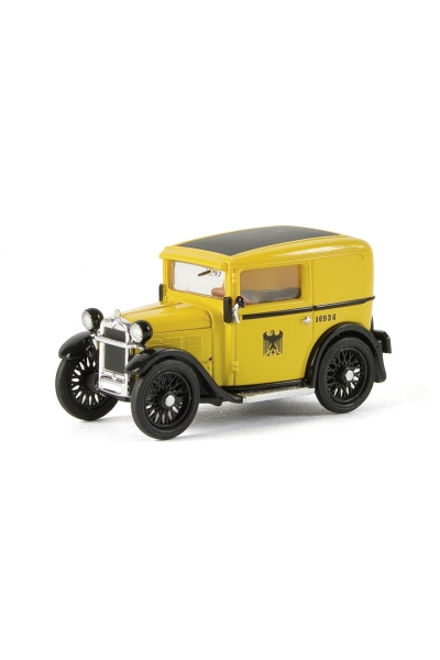 Brekina 15051 Автомобиль BMW Dixi Kasten Deutsche Post 1/87