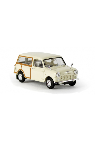 Brekina 15304 Автомобиль Austin Mini Countryman Woody 1/87