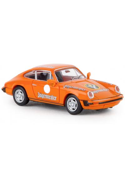 Brekina 16318 Автомобиль Porsche 911 G 1/87