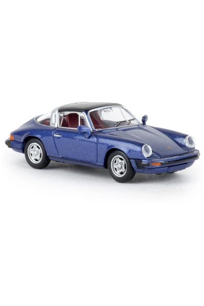 Brekina 16364 Автомобиль Porsche 911 G targa 1/87