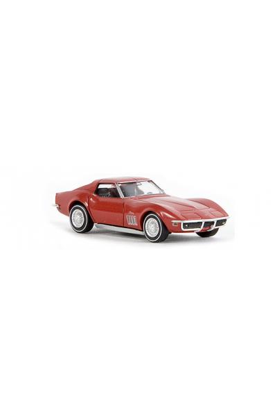 Brekina 19960 Автомобиль Corvette C3 1/87