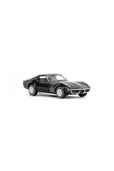 Brekina 19963 Автомобиль Corvette C6 1/87
