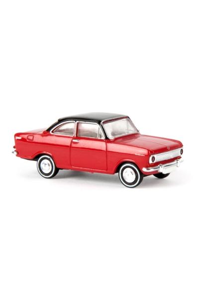 Brekina 20330 Модель автомобиля Opel Kadett A Coupe Epoche III 1/87