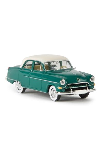 Brekina 20865 Автомобиль Opel Kapitan Lim 1954 1/87