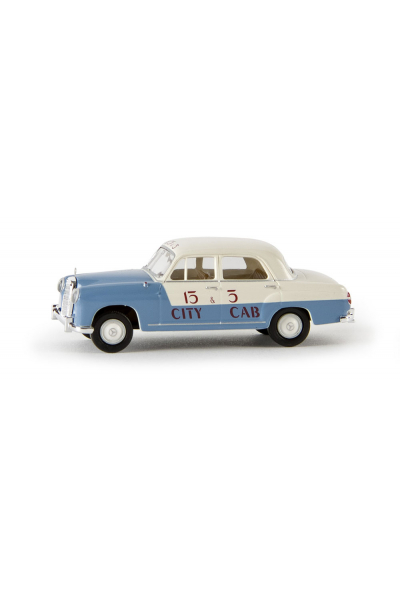 Brekina 23069 Автомобиль MB 180 Ponton Taxi Phillipinen 1/87