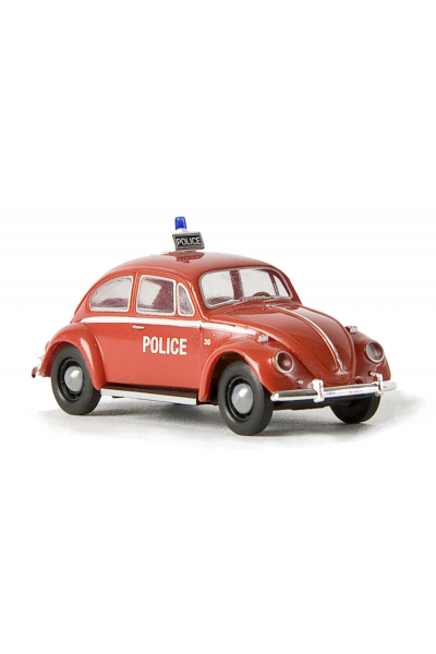 Brekina 25033 Автомобиль VW Kafer Police Luxemburg 1/87