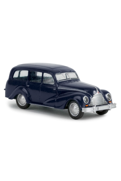 Brekina 27351 Автомобиль EMW 340 Kombi синий 1/87