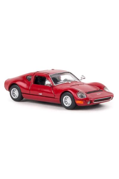 Brekina 27400 Автомобиль Melkus RS1000 красный 1/87