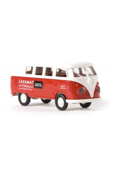 Brekina 31540 Автомобиль VW station wagon T1b AEG Lavamat 1/87