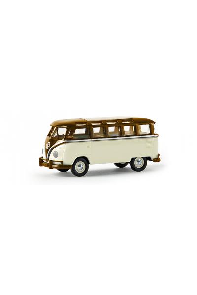 Brekina 31826 Автомобиль VW Samba T1b 1/87