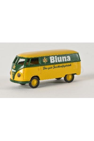 Brekina 32026 Автомобиль VW T1a Bluna 1/87