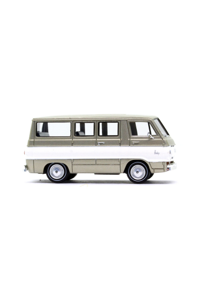 Brekina 34305 Автомобиль Dodge A-100 Bus Custom Sportsman 1/87