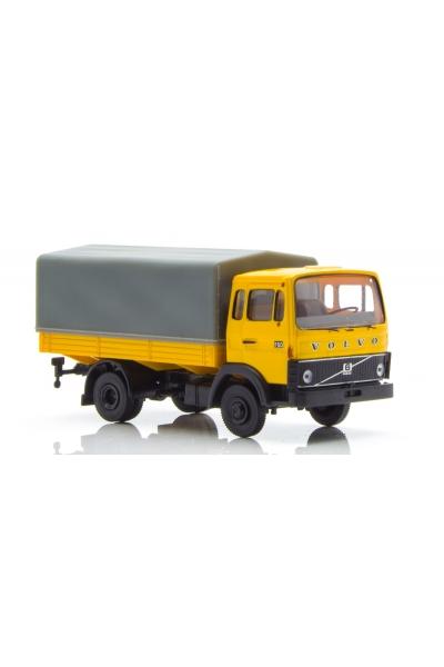 Brekina 34751 Автомобиль Volvo F613 P/P желтый 1/87