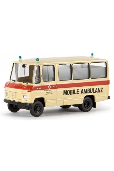 Brekina 36705 Автомобиль MB O 309 Bus DRK 1/87