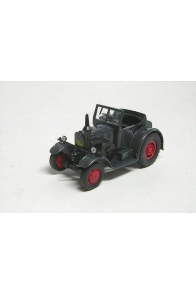 Brekina 39332 Трактор LANZ Eil-Bulldog Kabriolett 1/87