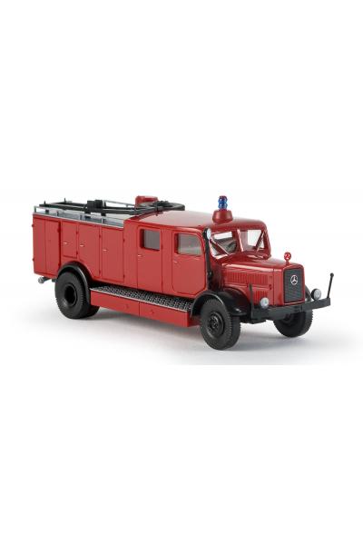 Brekina 44254 Автомобиль MB L 4500 S LF 25 1/87