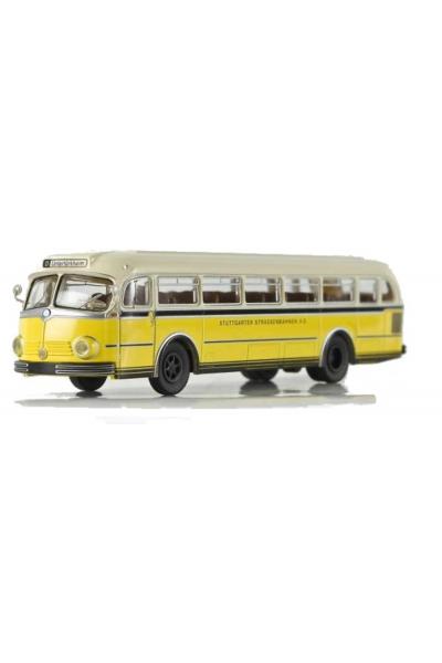 Brekina 50510 Автобус MB O 6600 H Stuttgard 1/87