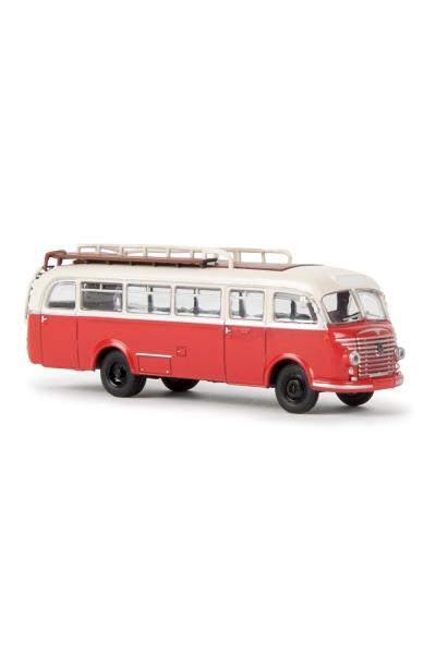 Brekina 58052 Модель автомобиля Steyr 480 A Bus Epoche III 1/87