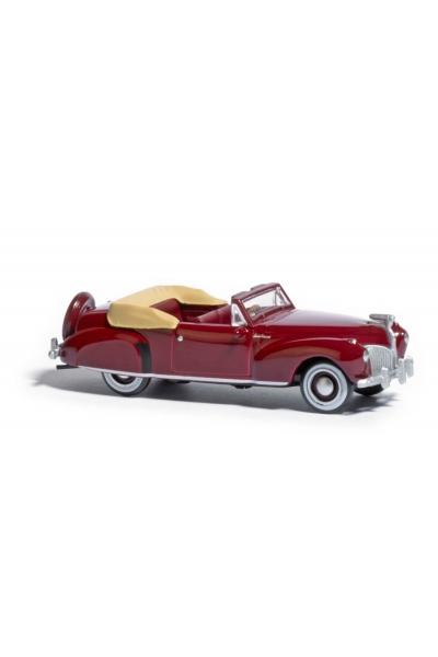 Busch 201107281 Lincoln Continental 1941 Epoche II-III 1/87