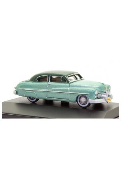 Busch 201107328 Mercury 1949 цвет зелёный металлик Epoche III 1/87