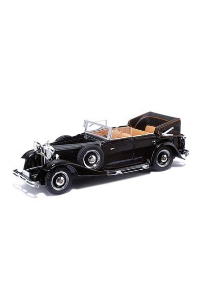 Busch 38248 Автомобиль Maybach DS8 Zeppelin Cabrio 1/87