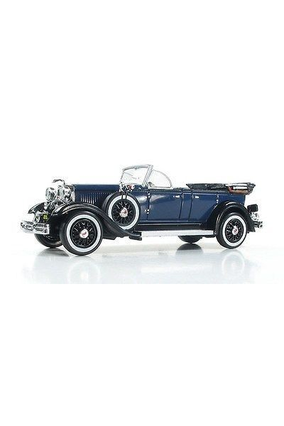 Busch 38348 Автомобиль Maybach DS8 Zeppelin Cabrio 1/87
