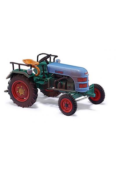 Busch 40056 Автомобиль Traktor Kramer KL11 Epoche III 1/87