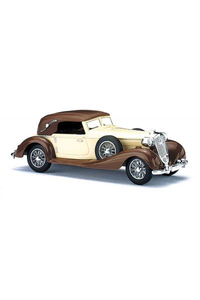Busch 41309 Автомобиль Horch 853 Cabrio 1933 Epoche II 1/87
