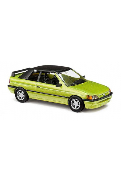 Busch 45708 Автомобиль Ford Escort Cabrio Epoche V 1/87