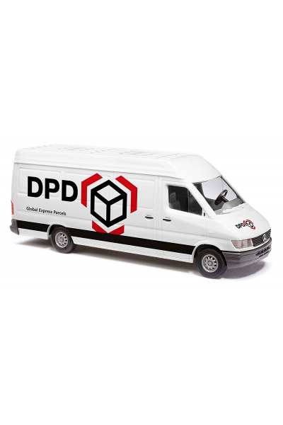 Busch 47849 Автомобиль Mercedes-Benz Sprinter DPD 1/87