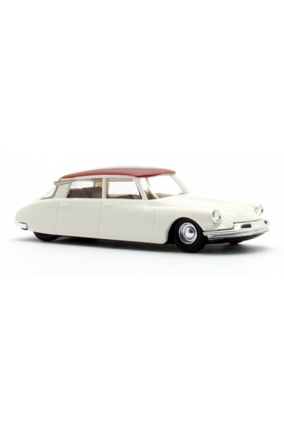 Busch 48001 Автомобиль Citroen DS 19 1955 Epoche III 1/87