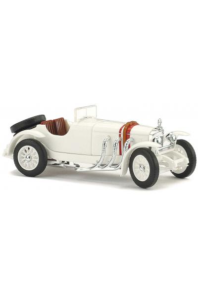 Busch 48306 Автомобиль Mercedes SSK 1928 Epoche II 1/87