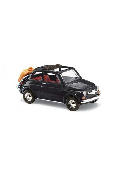 Busch 48727 Автомобиль Fiat 500 on Tour              1/87