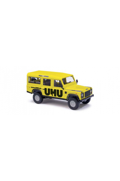 Busch 50306 Автомобиль Land Rover Defender UHU Epoche IV 1/87