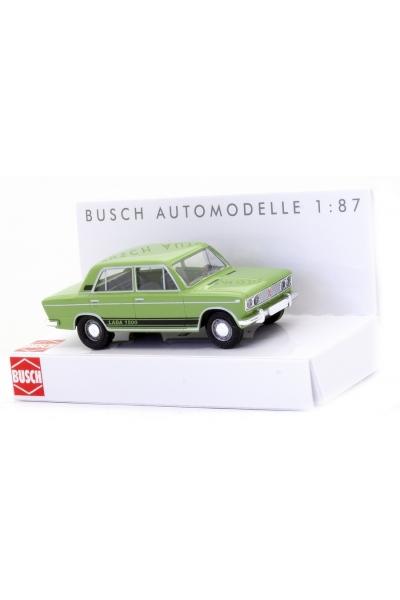 Busch 50511 Lada 1500 цвет зеленый Epoche IV 1/87